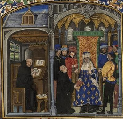 Un classique de la littérature médiévale : les Miroirs des princes