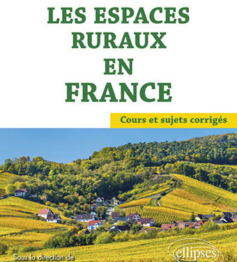 Les espaces ruraux en France – Final