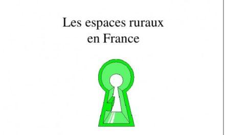 Image illustrant l'article les-espaces-ruraux-en-france de Clio Prépas