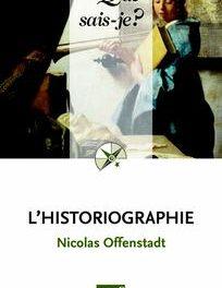 Image illustrant l'article historiographie Offenstadt de Clio Prépas