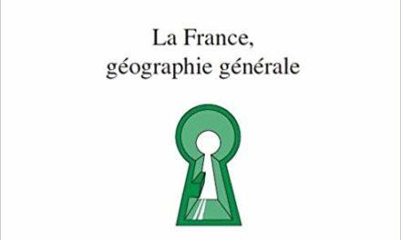 Image illustrant l'article La france géographie générale de Clio Prépas