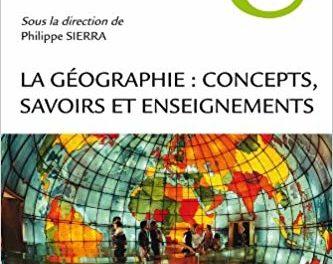 Image illustrant l'article La géographie sous la direction Pierre Serra de Clio Prépas