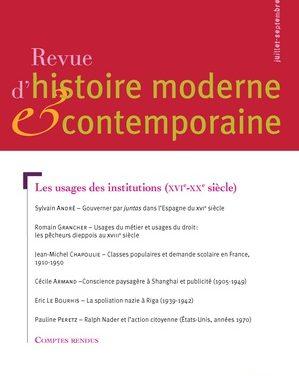 Repenser la Glorieuse Révolution de 1688