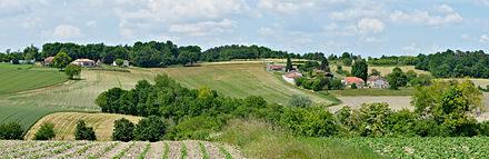 Image illustrant l'article Montmoreau_16_Habitat_rural&cultures de Clio Prépas