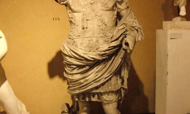 L'Auguste de Prima Porta et la politique religieuse augustéenne