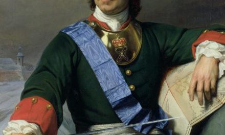 Image illustrant l'article Peter_der-Grosse_1838 de Clio Prépas