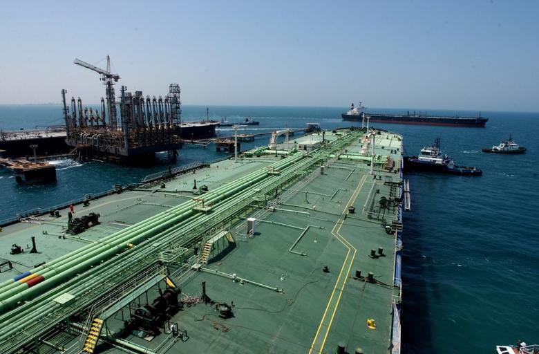 L'Iran et l'Arabie dans la géopolitique du pétrole au Moyen-Orient.