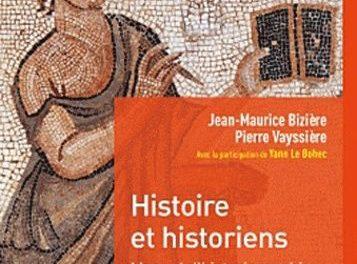 Image illustrant l'article Histoire et historiens de Clio Prépas