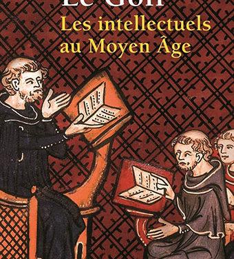 Les intellectuels au Moyen-Âge