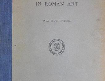 Image illustrant l'article rites-state-religion-roman-art-ryberg de Clio Prépas