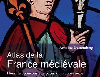 Image illustrant l'article Atlas_France-medievale de Clio Prépas