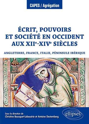Écrit seigneurial et administration domaniale en Angleterre (fin XII°-XIV°s)