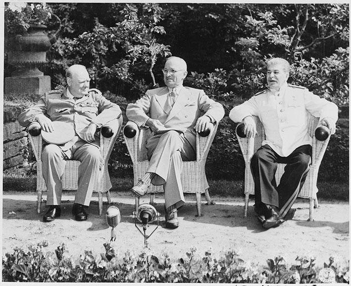 Ordre et désordres dans une paix retrouvée- 1945-1949