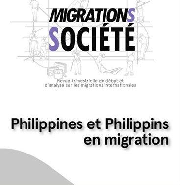 Les « Pinoys » dans la ville globale : les migrants philippins transnationaux à Singapour