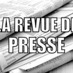 la revue de presse de Michel H. Semaine 20
