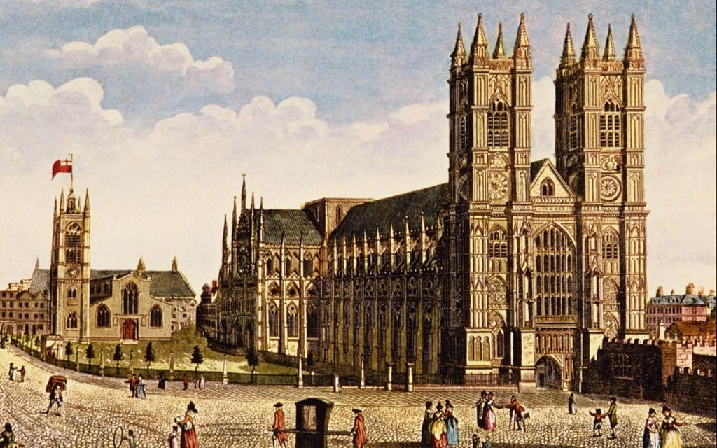 L'abbaye de Westminster, lieu de l'expression du pouvoir royal
