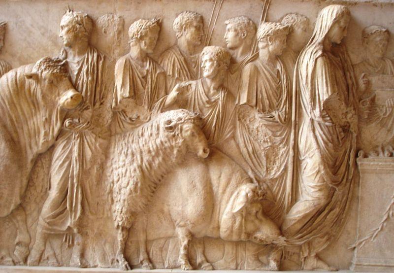 Fiche de synthèse : Religion et pouvoirs dans le monde romain : historiographie et sources