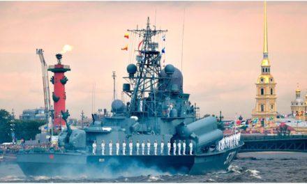 Image illustrant l'article Flotte russe de Clio Prépas