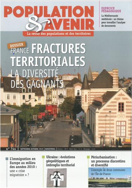 La France : territoires ruraux / périurbains / urbains / aménagement du territoire