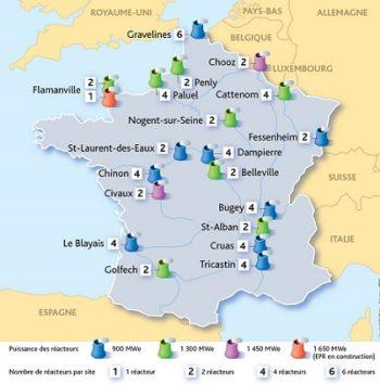 Du « pays perdu » du Blayais à l' «Émirat de Saint-Vulbas » : les territoires de dépendance au nucléaire en France