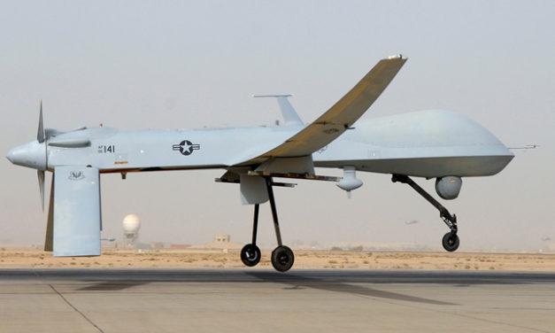 les enjeux de l'utilisation militaire des drones