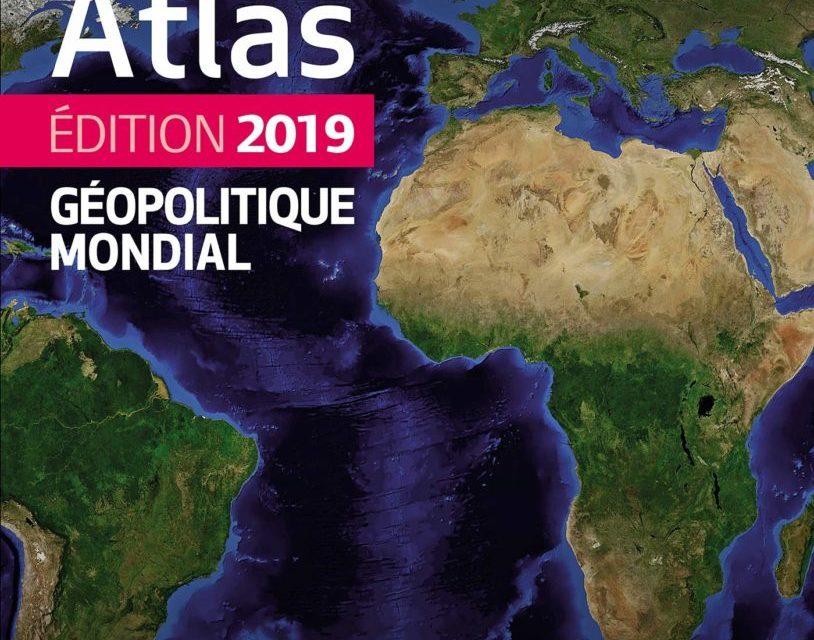L'Asie du Sud-Est dans l'Atlas géopolitique mondial, édition 2018 et 2019