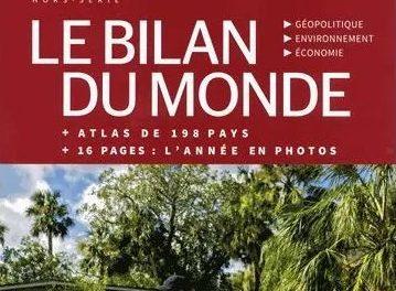 Image illustrant l'article bilan monde de Clio Prépas