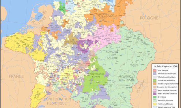 Guerre et paix en Europe occidentale au XVIIème siècle