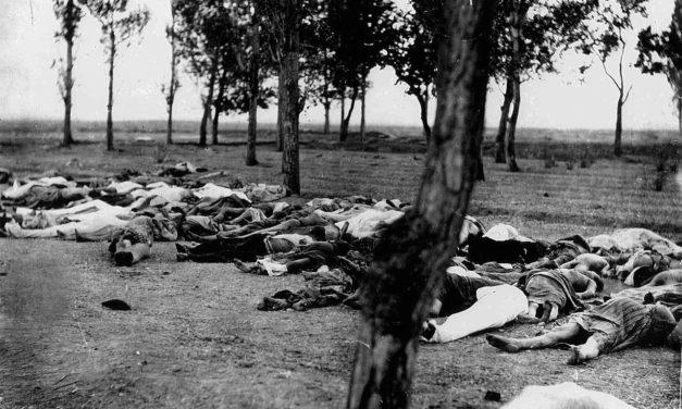 Le crime de silence : le génocide des arméniens