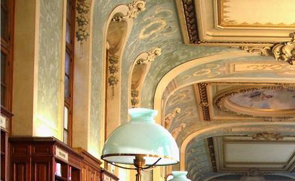 Image illustrant l'article Bibliothèque de la Sorbonne de Clio Prépas