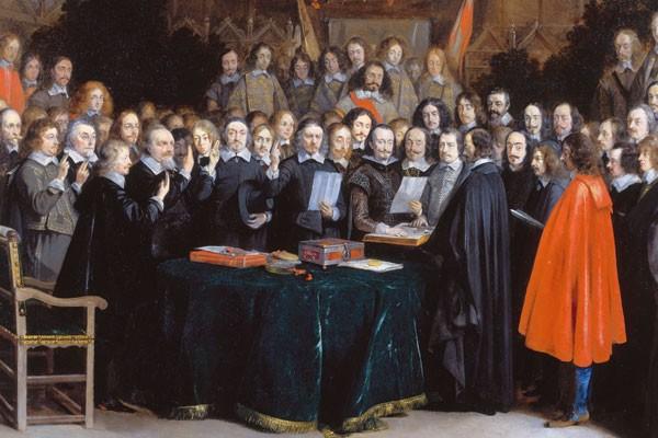 La paix de Westphalie