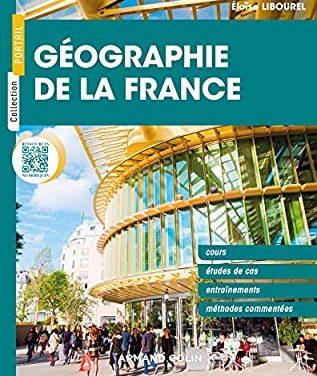 Éloïse Libourel – Géographie de la France. Chapitre 2: L'aménagement du territoire