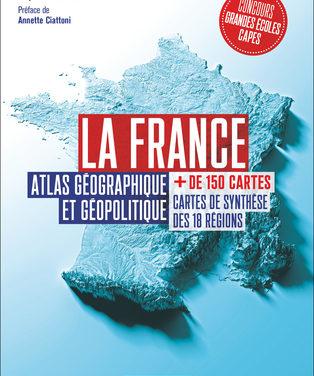Beucher, Smits – Chapitre 5 La France Atlas Géographique et Géopolitique, 2020, Autrement