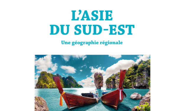 Pierdet Céline, Sarraute Éric – L'Asie du Sud-Est : Une géographie régionale. Cinquième partie, les espaces maritimes
