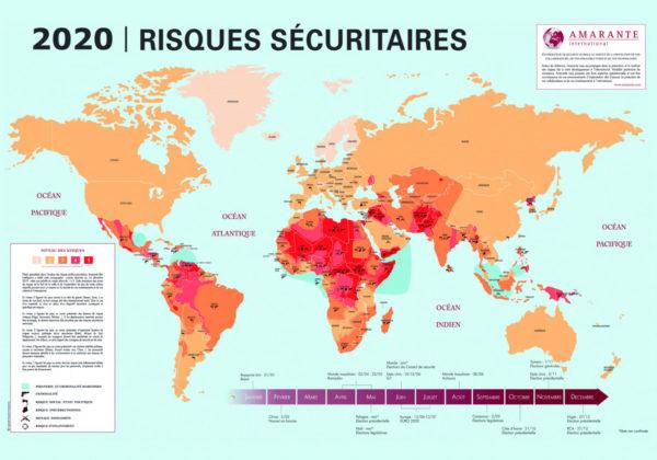 Risques sécuritaires 2020