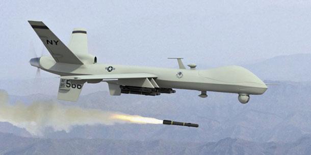 Les drones militaires