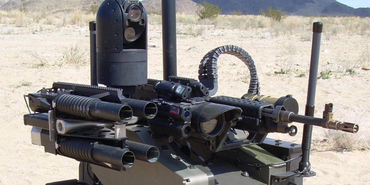 Les robots militaires sont là… et maintenant ?