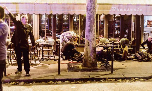La réponse armée au terrorisme à Paris