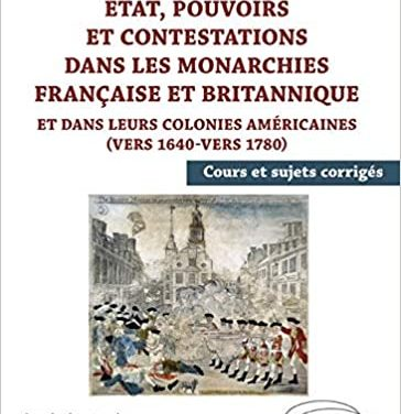 Partie 1, chapitre 1: d'une fronde à l'autre. Pouvoirs et contestations aristocratique du Grand Condé à Philippe Egalité.