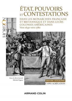 Ch. 12 «Réformes et contestations politiques dans l'espace américain (1763-1789)