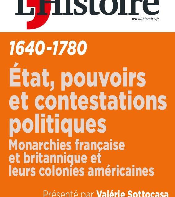 Dossier : Pouvoir répressif et judiciaire