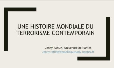 terrorisme histoire