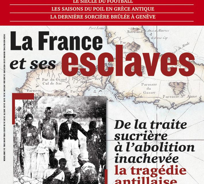 «Et la France devint une puissance négrière»