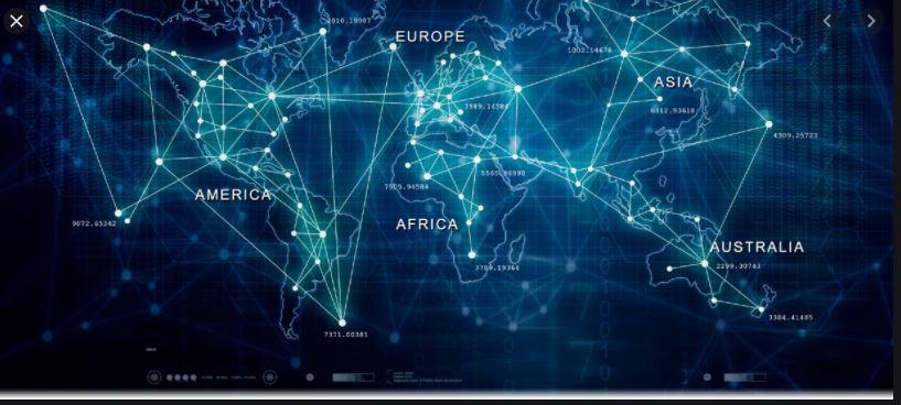 Géopolitique de l'internet