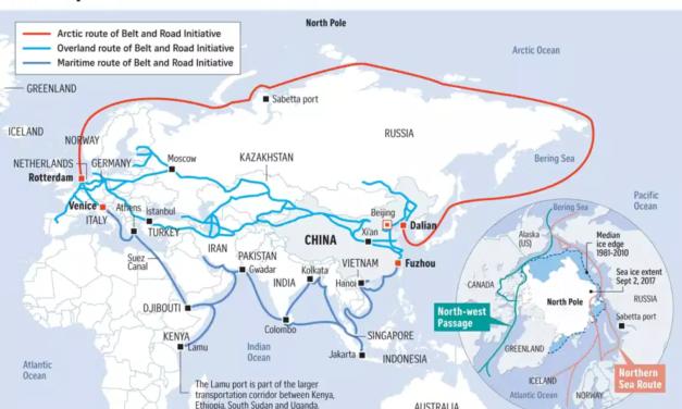 Course à l'Arctique – Immigration en France