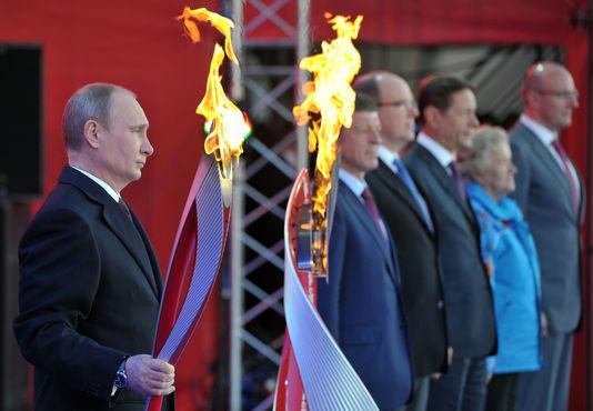 les jeux olympiques enjeux géopolitiques
