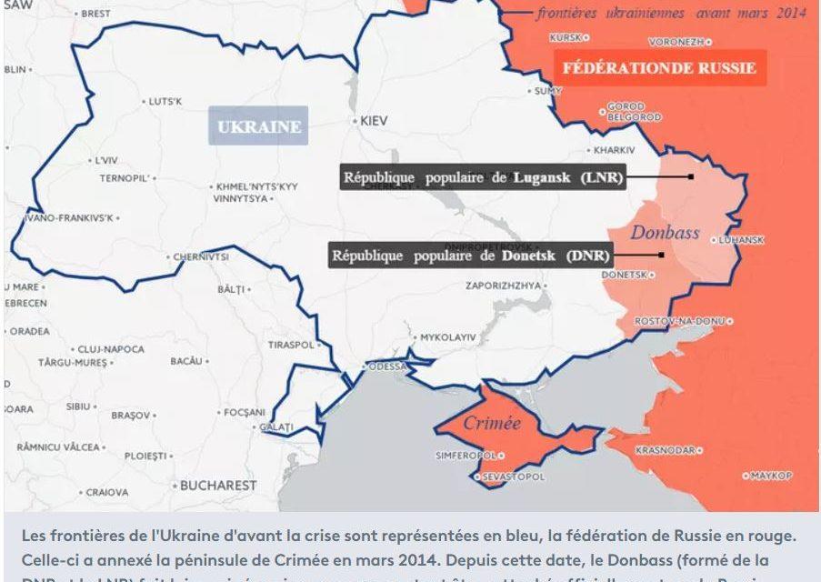 Une Ukraine indépendante et souveraine est essentielle à la sécurité euro-atlantique