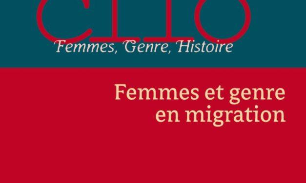 « Genre, conventions collectives et qualifications dans l'industrie française du premier XXe siècle »