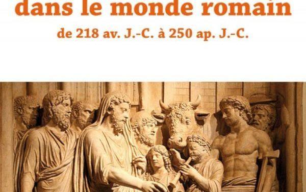 Religions et pouvoir dans le monde romain de 218 av. J.-C à 250 ap. J.-C
