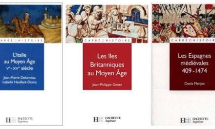 Ecrit, pouvoirs et société en Occident aux XIIe-XVe siècles